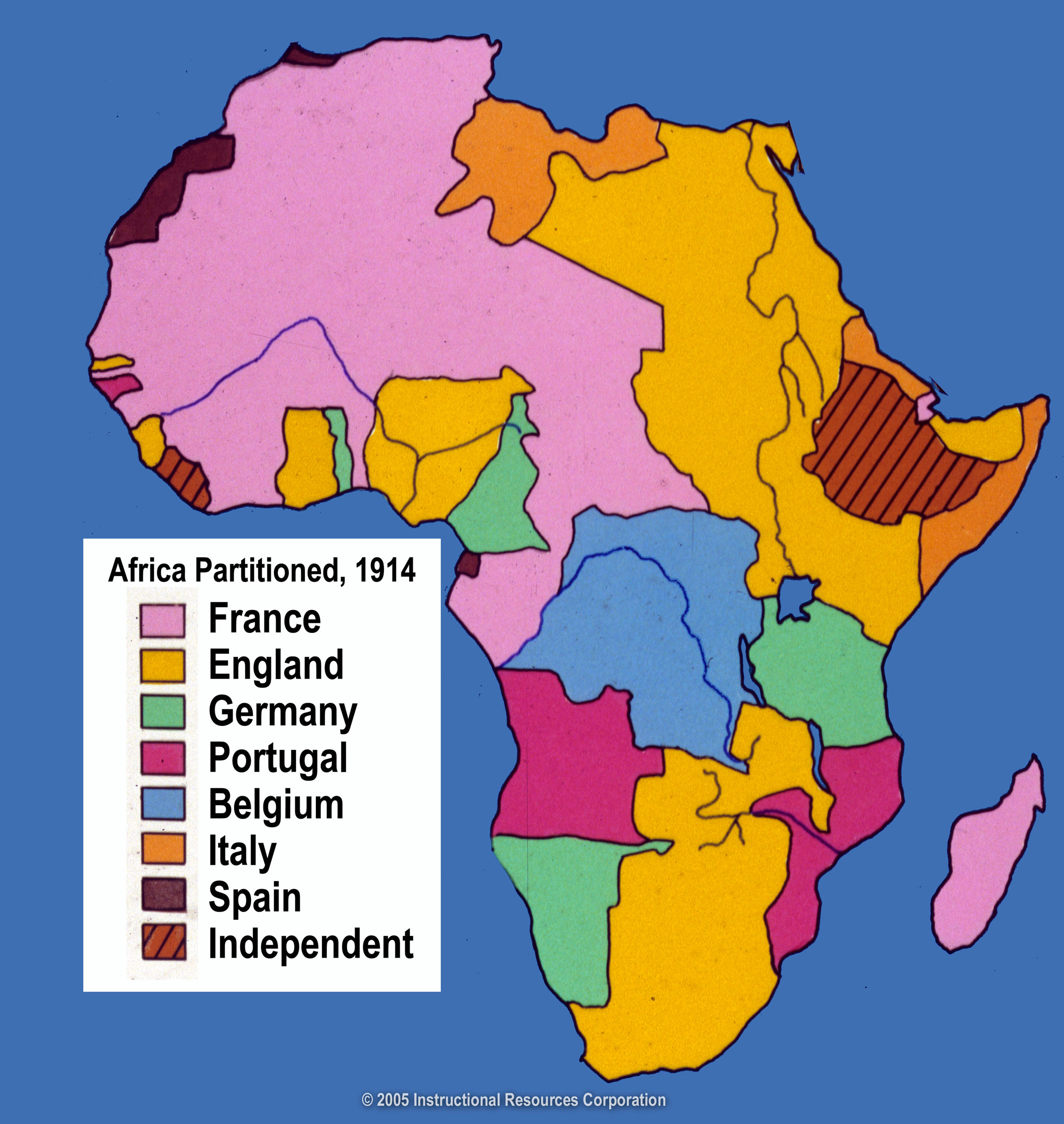 essay on imperialism in africa and asia